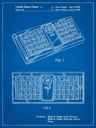 Hasbro Concept Game Patent