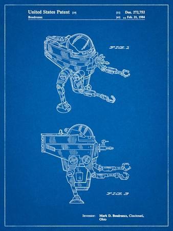 Mattel Space Walking Toy Patent
