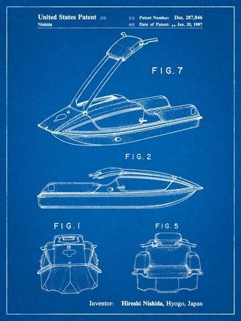 Suzuki Jet Ski Patent