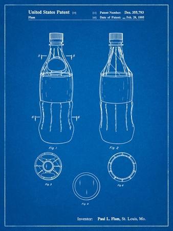 Coke Bottle Display Cooler Patent