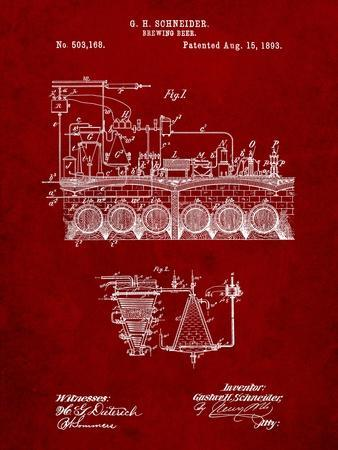 Beer Brewing Science 1893 Patent