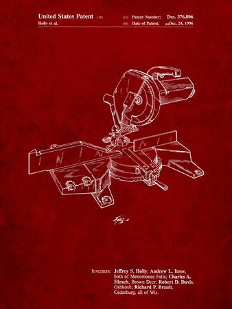 Milwaukee Compound Miter Saw Patent