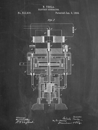 Tesla Electric Generator