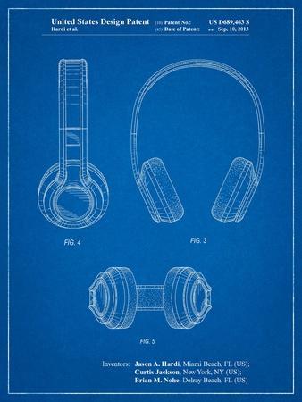 Bluetooth Headphones Patent