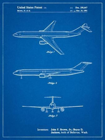 Boeing Concept 777 Aircraft Patent