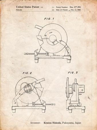 Chop Saw Patent