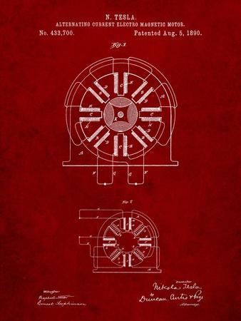 Tesla Coil Patent