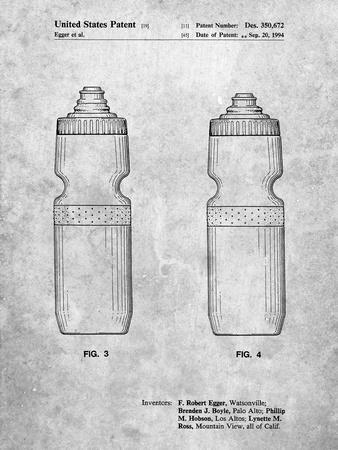 Cycling Water Bottle Patent