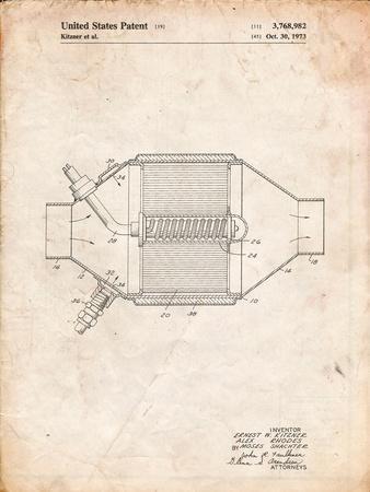 Ford Catalytic Converter
