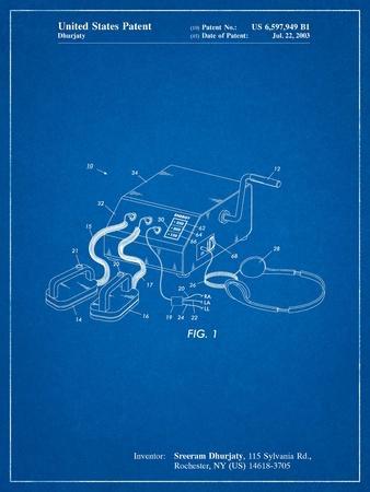 Defibrillator Patent