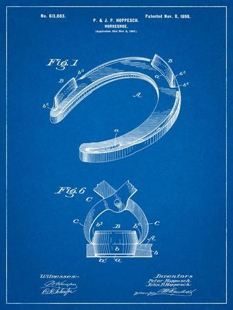 Horseshoe Patent