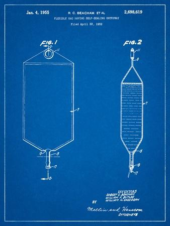 I.V. Bag Patent