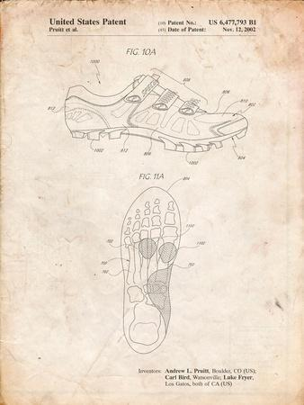 Cycling Shoes Patent