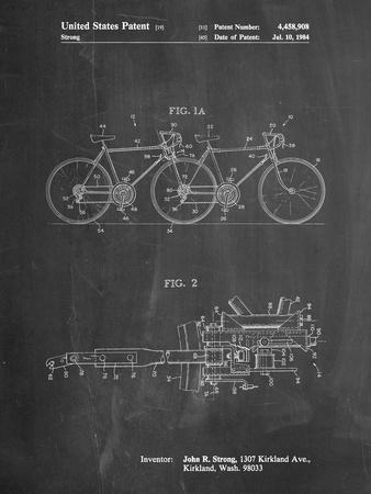 Tandem Bicycle Patent