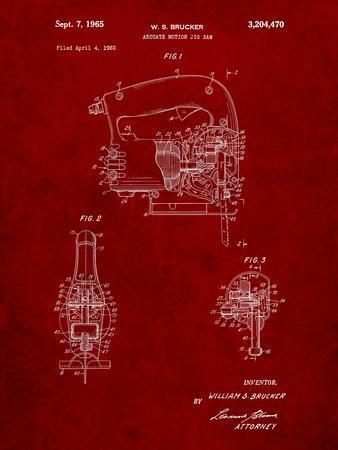 Black and Decker Jigsaw Patent