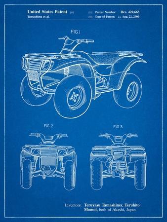 Kawasaki Prairie Patent