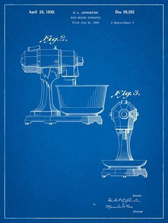 Kitchenaid Mixer Patent