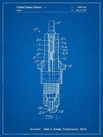 Spark Plug Patent