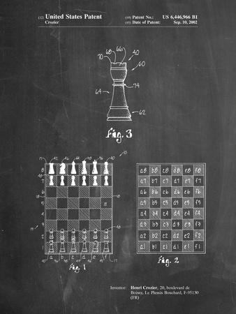 Speed Chess Game Patent