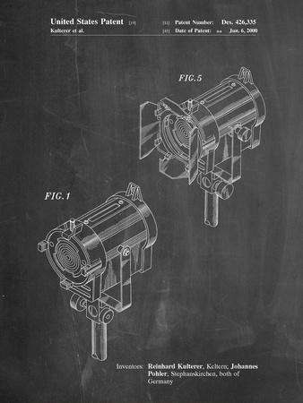 Stage Lighting Patent