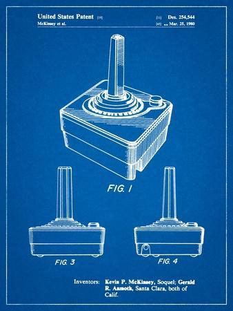 Atari Controller Patent