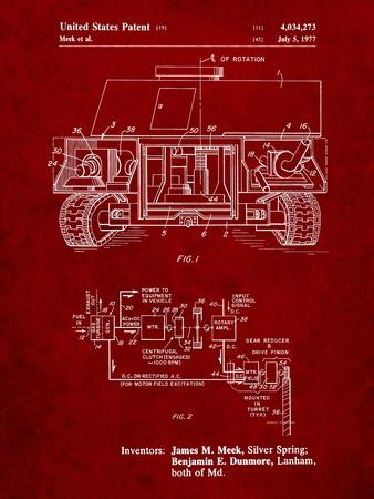 Turret Drive System Patent