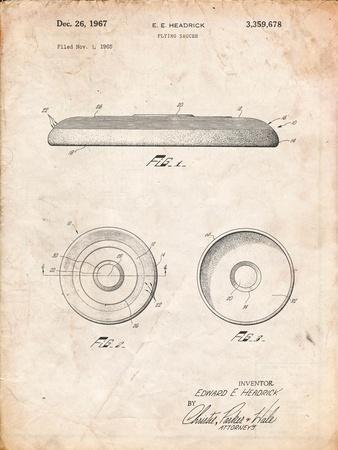 Frisbee Patent