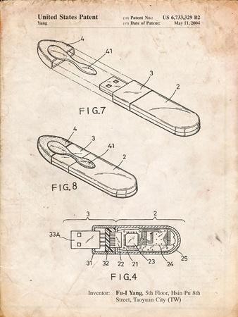USB Flash Drive Patent