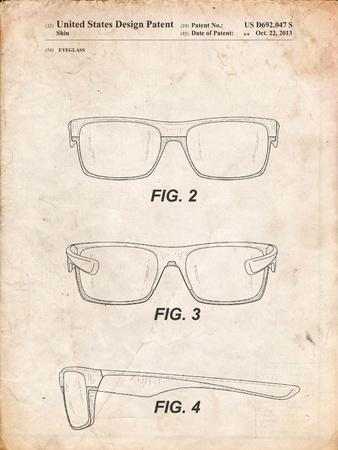 Two Face Prizm Oakley Sunglasses Patent
