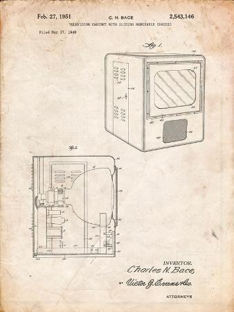Tube Television Patent