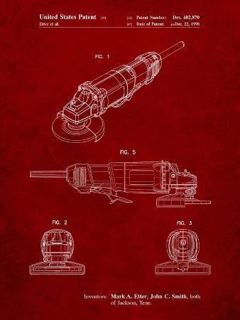 Grinder, Grinder Patent