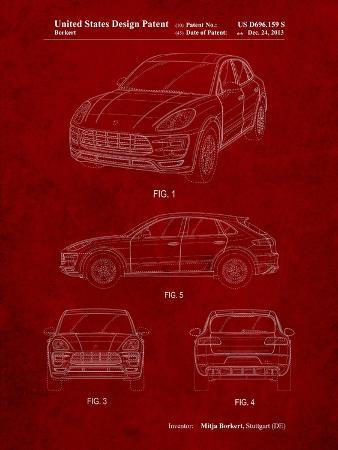 Porsche Cayenne Patent