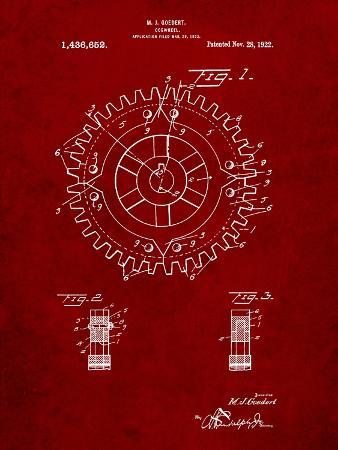 Cogwheel 1922 Patent