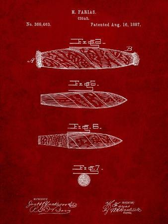Cigar Tobacco Patent