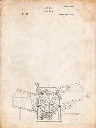 Printing Press Patent