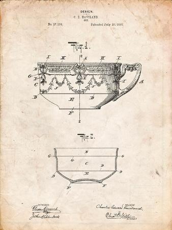 Haviland Demitasse Tea Cup Patent