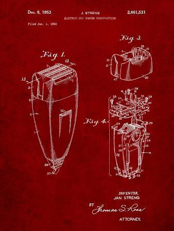Remington Electric Shaver Patent