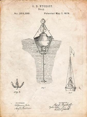 Water Buoy Patent