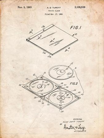 Record Album Patent