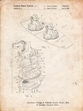 Wakeboard Patent