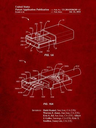 Reversible Usb Patent