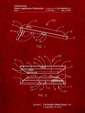 Corn Hole Board Patent