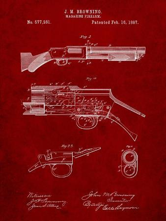 Winchester Model 1897 Shotgun