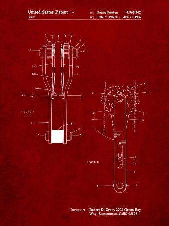 Rock Climbing Cam Patent