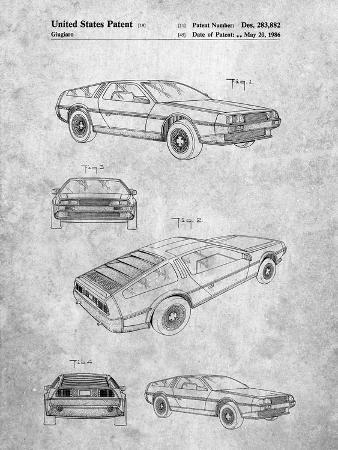 Delorean Patent