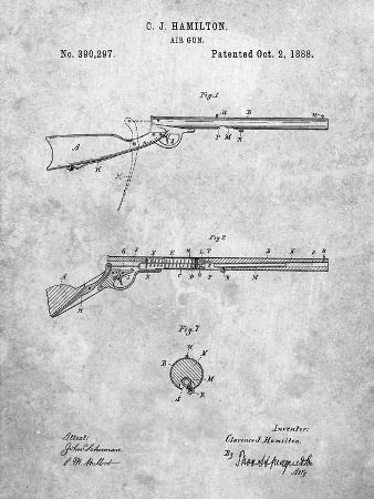 Daisy Air Rifle Patent Art