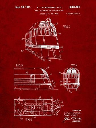 Zephyr Train Patent