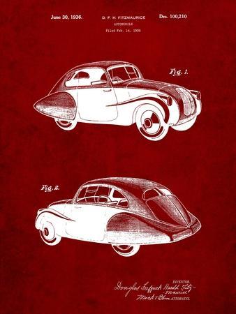 1936 Tatra Concept Patent