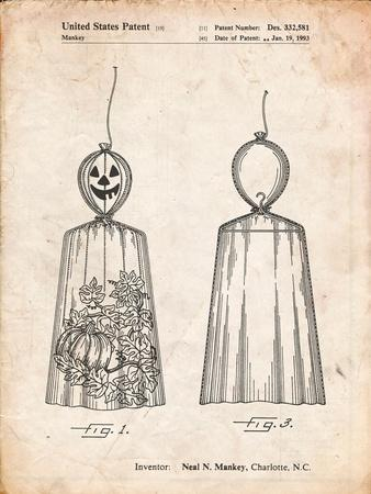 Jack O'Lantern Patent