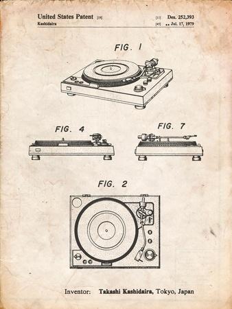 Sansui Turntable 1979 Patent